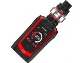 66986 smoktech species tc230w grip full kit black red