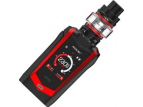 Smoktech Species TC230W Grip Full Kit Black Red  + eliquid zdarma