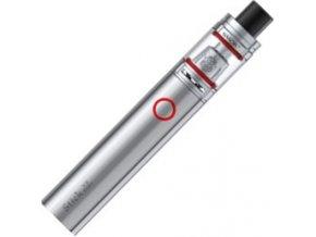 5813 smoktech stick v8 baby elektronicka cigareta 2000mah silver