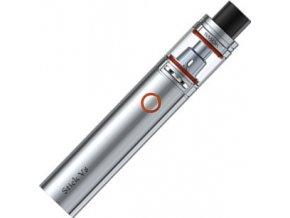 67715 smoktech stick v8 elektronicka cigareta 3000mah silver