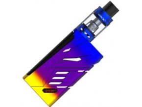 13632 smoktech t priv tc220w grip full kit blue and multi color