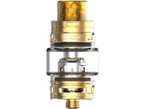 47633 smoktech tfv12 baby prince clearomizer gold