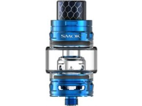 47630 smoktech tfv12 baby prince clearomizer prism blue