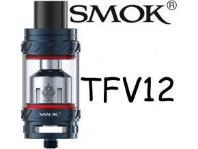 7919 smoktech tfv12 beast clearomizer blue
