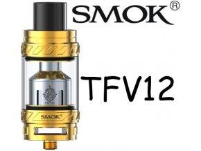 5558 smoktech tfv12 beast clearomizer gold
