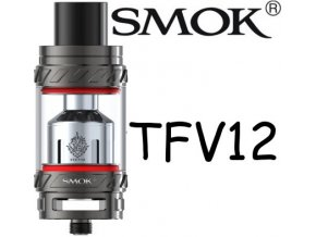 7922 smoktech tfv12 beast clearomizer gun metal