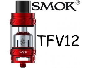 7925 smoktech tfv12 beast clearomizer red