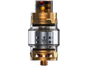 34404 7 smoktech tfv12 prince cloud beast clearomizer gold