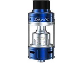44711 ud zephyrus v3 clearomizer blue