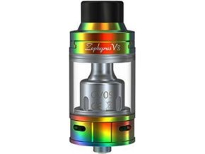 44717 ud zephyrus v3 clearomizer rainbow