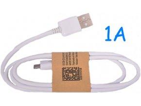 2297 univerzalni usb micro usb kabel 1a white 1000ma