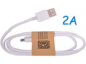 9496 univerzalni usb micro usb kabel 2a white 2000ma
