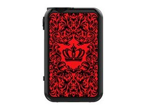 63407 3 uwell crown 4 tc200w grip easy kit red