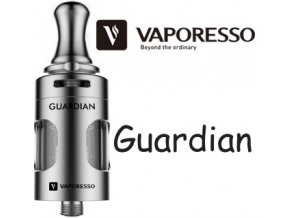 3638 vaporesso guardian clearomizer 2ml silver