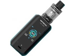Vaporesso LUXE Nano TC80W Full Kit 2500mAh Black  + eliquid zdarma