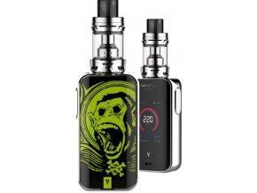 Vaporesso LUXE S TC220W Full Kit Green Ape  + eliquid zdarma