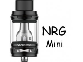 8729 vaporesso nrg mini clearomizer 2ml black