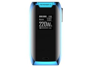 33374 vaporesso revenger x tc 220w grip easy kit blue