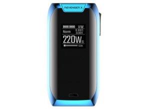 33374 vaporesso revenger x tc 220w grip easy kit blue