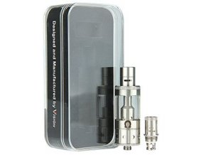 14573 vision mk sub ohm clearomizer 4 5ml silver