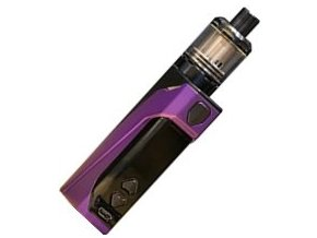 34323 wismec cb 60 grip 2300mah full kit purple