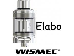 7052 wismec elabo clearomizer silver