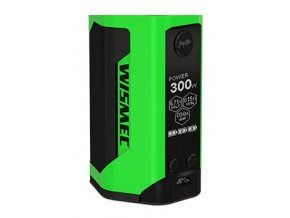 8762 wismec reuleaux rx gen3 grip easy kit green