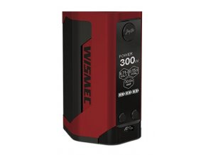 8768 wismec reuleaux rx gen3 grip easy kit red
