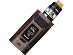 14559 wismec reuleaux rx2 20700 grip full kit brown