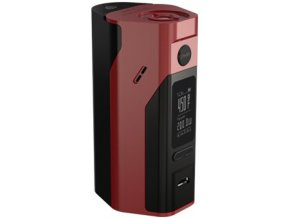 9058 wismec reuleaux rx2 3 tc grip red black