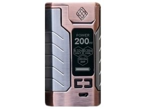 13684 wismec sinuous fj200 grip 4600mah easy kit bronze