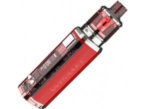59723 wismec sinuous v80 tc 80w grip full kit red