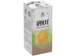 liquid dekang apricot 10ml 0mg merunka