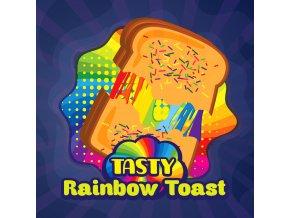 BIGMOUTHTASTYrainbow toast