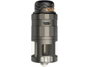 Vandy Vape MATO RDTA clearomizer Gun Metal