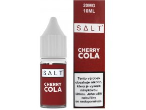 liquid juice sauz salt cz cherry cola 10ml 20mg
