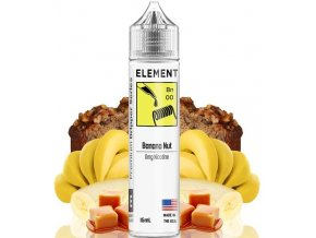 Příchuť Element Shake and Vape 15ml Banana Nut