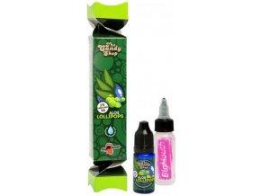 Příchuť Big Mouth The Candy Shop - Aloe Lollipops