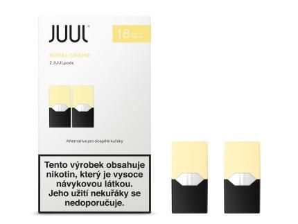 JUUL Royal Creme 18mg 2pack