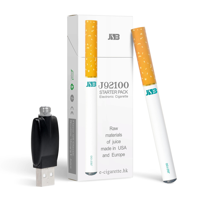 JSB J92100 Single Pack E-cigareta s náhradním cartomizérem