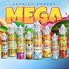 Varianty příchutí Verdict Vapors - MEGA - Shake & Vape