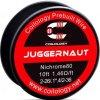 Coilology Juggernaut odporový drát Ni80 28/36