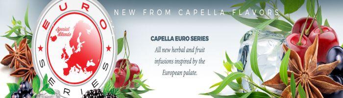 Příchutě od amerického výrobce Capella Flavors jsou oblíbené po celém světě.