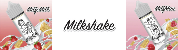 Příchutě Milkshakes přináší rozmanitou řadu komplexních aromat pro výrobu prémiových domácích liquidů.
