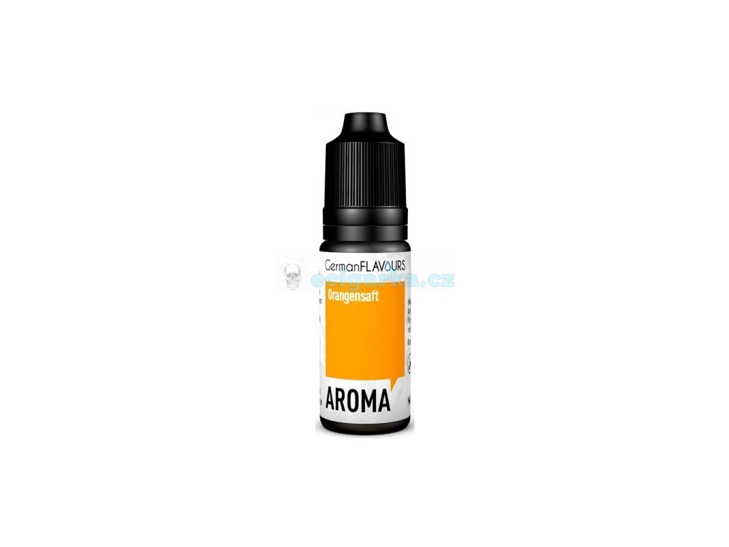 orangensaft aroma