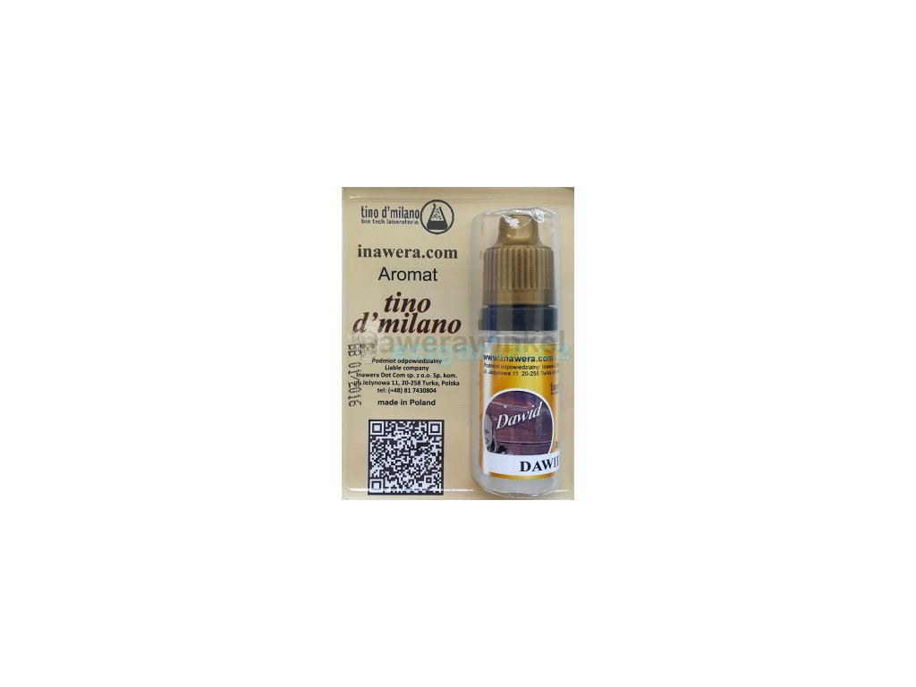 E AROMAT DAWID by Inawera 10 ml 821 1