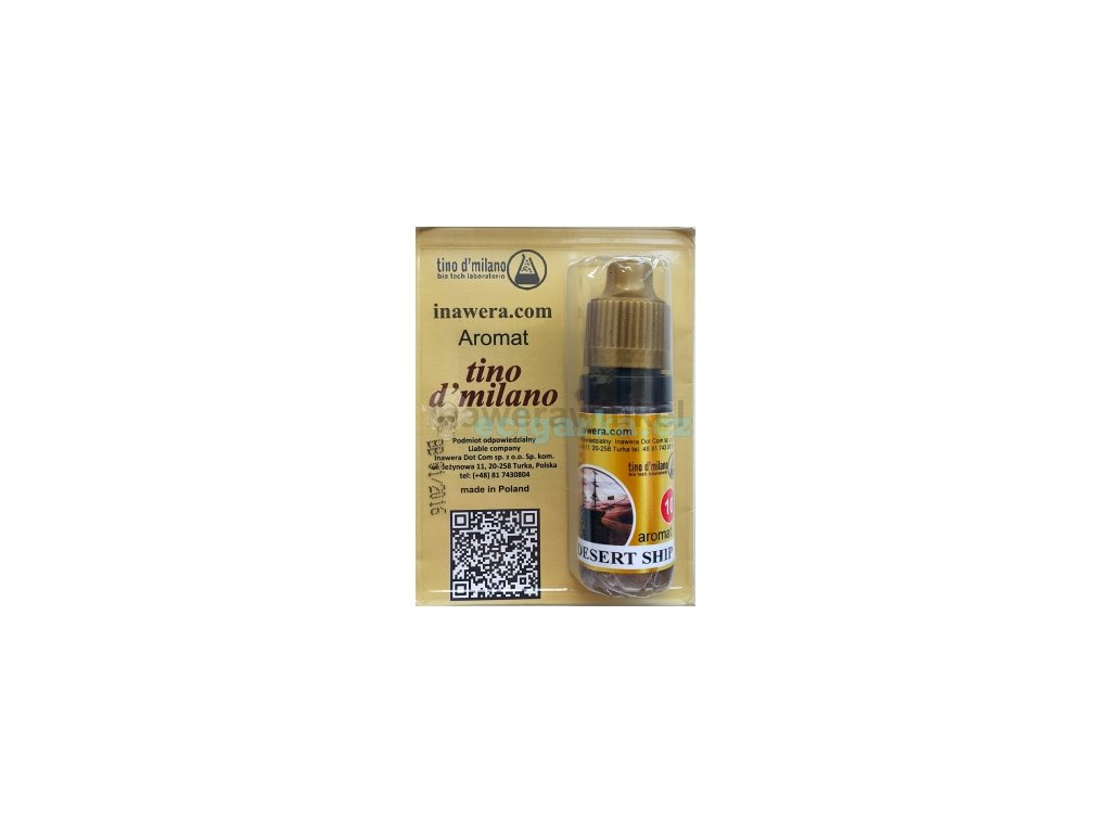 E AROMAT DESERT SHIP by Inawera 10 ml 710 1