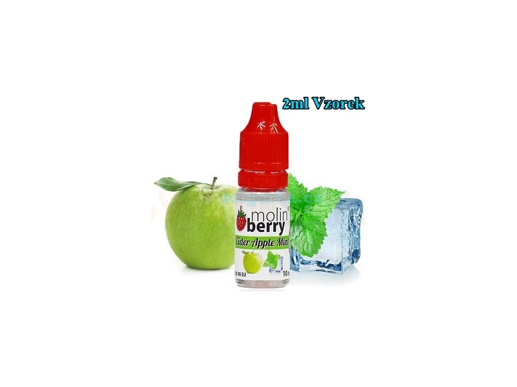 big 05 cider apple mint 2ml