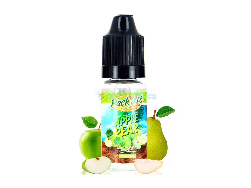 concentre apple pear pack a l o