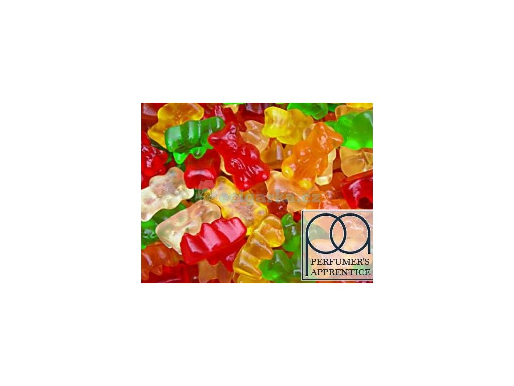Gummy Candy PG Flavour Concentrate 462x360